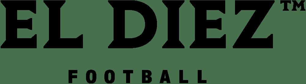 logo el diez football