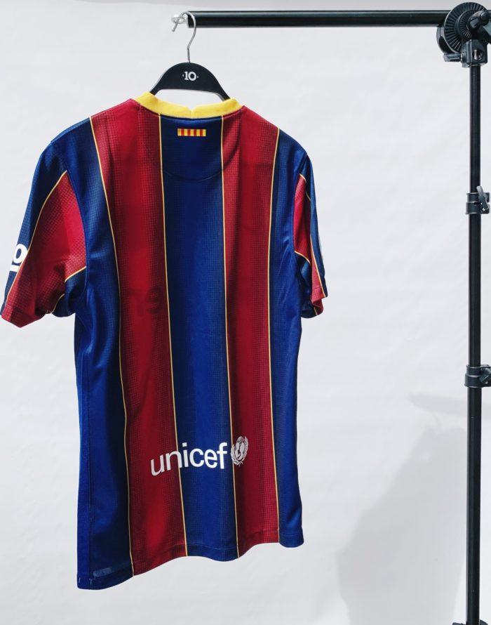 Barcelona, home, camiseta, 20/21, camisa