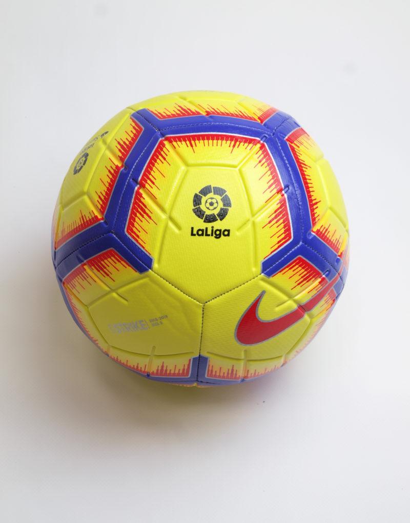 balon, nike, la liga, 18/19, pelota, futbol