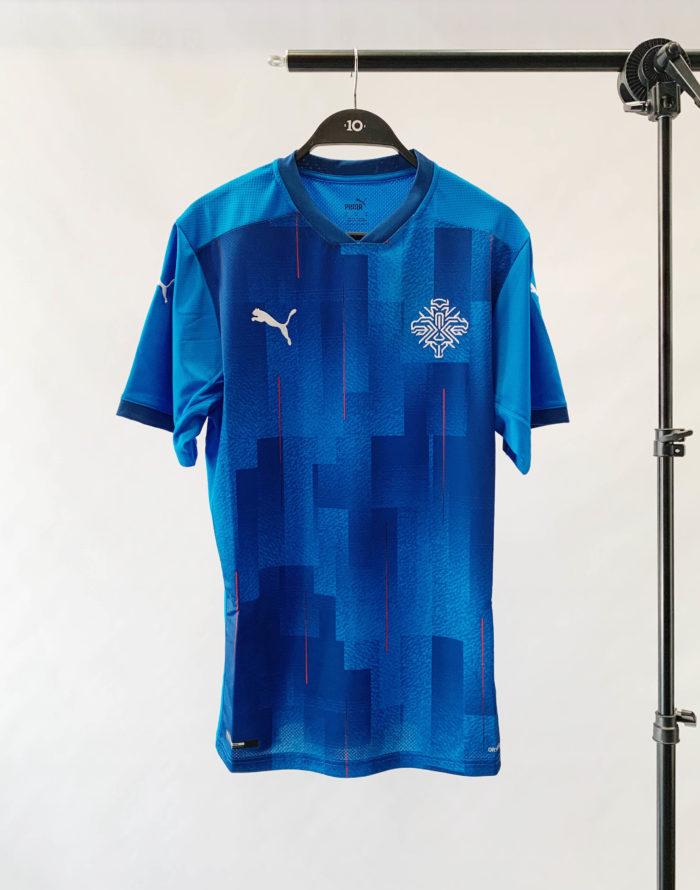Primera equipación selección Islandia. Home kit para el equipo nacional temporada 20/21
