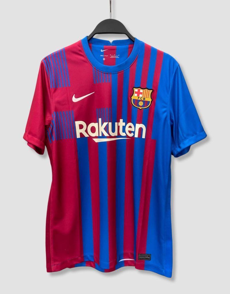 FC Barcelona Primera Equipación 2021-2022